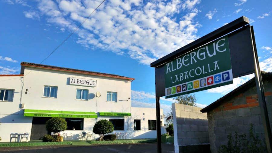 Albergue Lavacolla, Lavacolla, La Coruña - Camino Francés :: Albergues del Camino de Santiago
