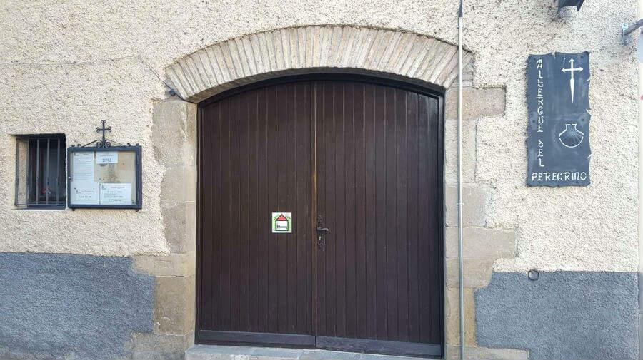 Albergue de peregrinos municipal de Sangüesa, Navarra - Camino Aragonés :: Albergues del Camino de Santiago