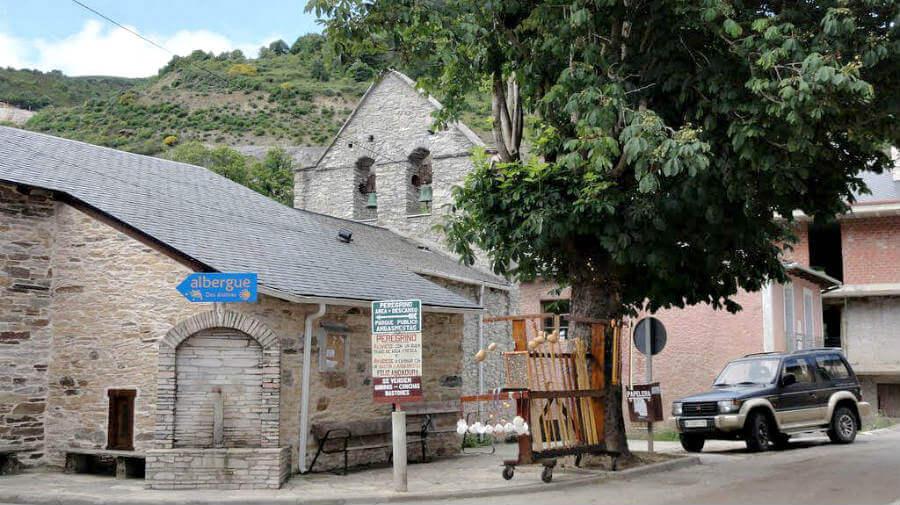 Ambasmestas, León - Camino Francés (Etapa de Villafranca del Bierzo a O Cebreiro) :: Guía del Camino de Santiago