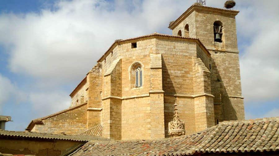 Boadilla del Camino, Palencia - Camino Francés (Etapa de Castrojeriz a Frómista) :: Guía del Camino de Santiago