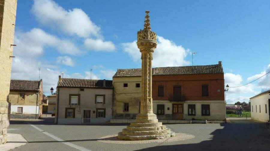 Boadilla del Camino, Palencia - Camino Francés (Etapa de Castrojeriz a Frómista) :: Albergues del Camino de Santiago