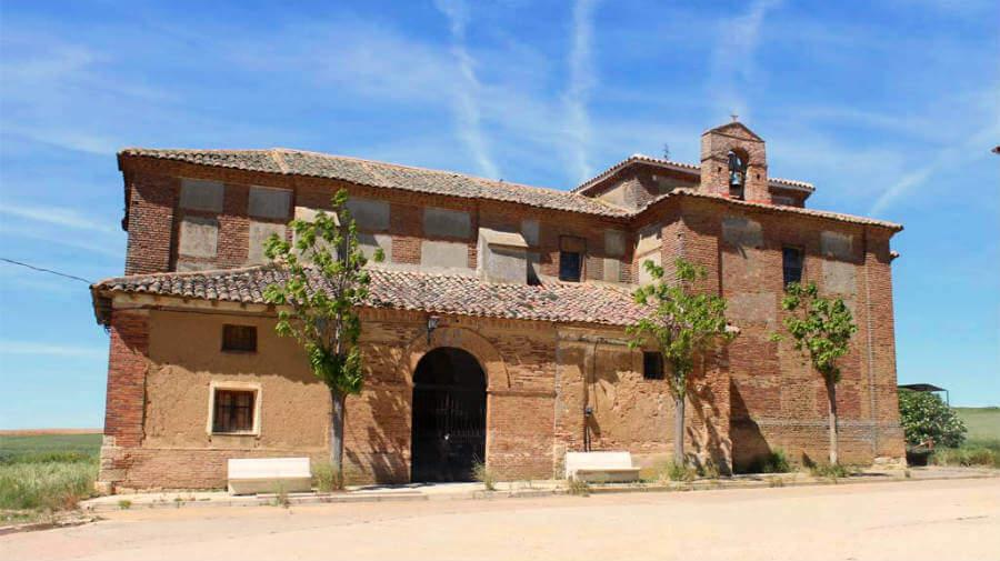 Calzadilla de la Cueza, Palencia - Camino Francés (Etapa de Carrión de los Condes a Ledigos) :: Guía del Camino de Santiago