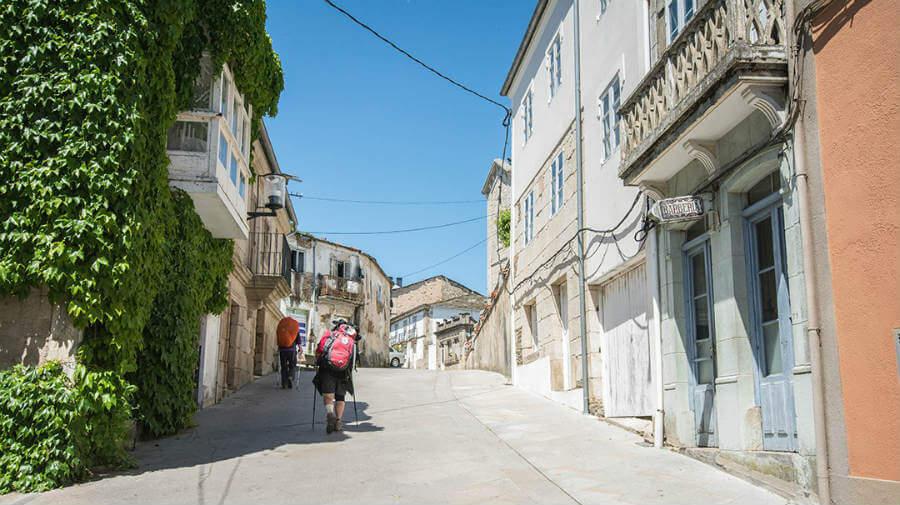 El Camino de Santiago desde Sarria: albergues y otros alojamientos :: Guía del Camino de Santiago