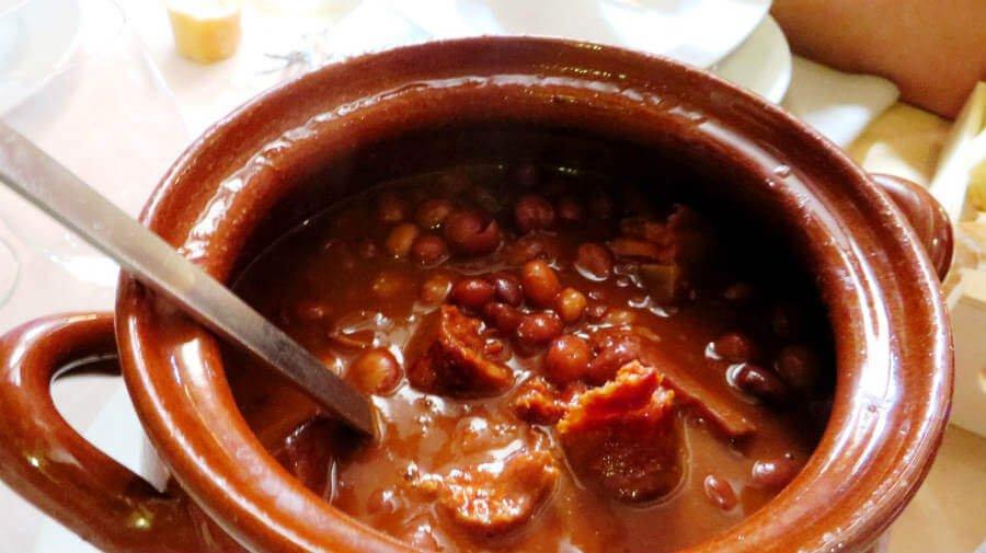 Caparrones de Belorado - Gastronomía en el Camino Francés :: Guía del Camino de Santiago