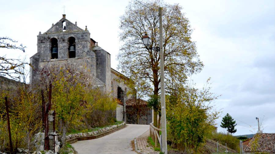 Cardeñuela Riopico, Burgos - Camino Francés (Etapa de San Juan de Ortega a Burgos) :: Guía del Camino de Santiago