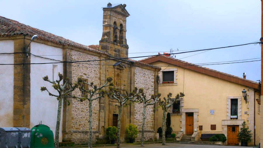 Iglesia de San Pedro, Castildelgado, Burgos - Camino Francés (Etapa de Santo Domingo de la Calzada a Belorado) :: Guía del Camino de Santiago