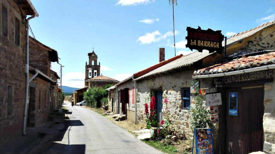 El Ganso, León - Camino Francés (Etapa de Astorga a Rabanal del Camino) :: Guía del Camino de Santiago