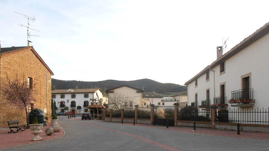 Enériz, Navarra - Camino Aragonés :: Guía del Camino de Santiago