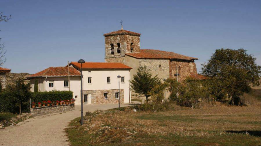 Espinosa del Camino, Burgos - Camino Francés (Etapa de Belorado a San Juan de Ortega) :: Guía del Camino de Santiago
