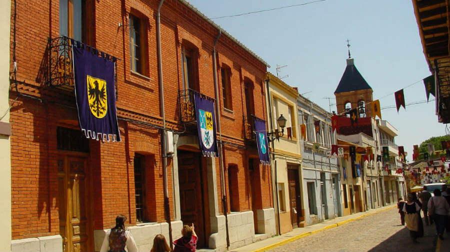 Hospital de Órbigo, León - Camino Francés (Etapa de Villadangos del Páramo a Astorga) :: Guía del Camino de Santiago