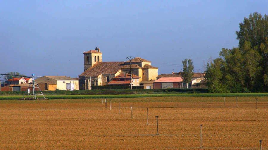Itero de la Vega, Palencia - Camino Francés (Etapa de Castrojeriz a Frómista) :: Albergues del Camino de Santiago