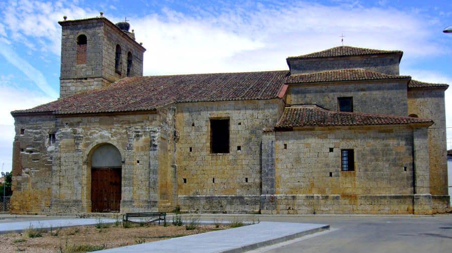 Itero de la Vega, Palencia - Camino Francés (Etapa de Castrojeriz a Frómista) :: Guía del Camino de Santiago