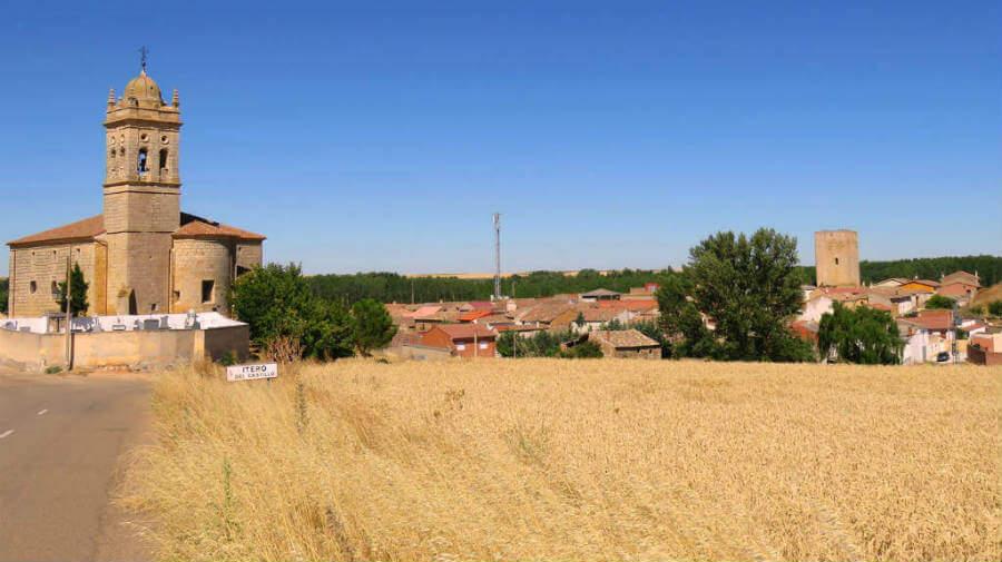 Itero del Castillo, Burgos - Camino Francés (Etapa de Castrojeriz a Frómista) :: Albergues del Camino de Santiago