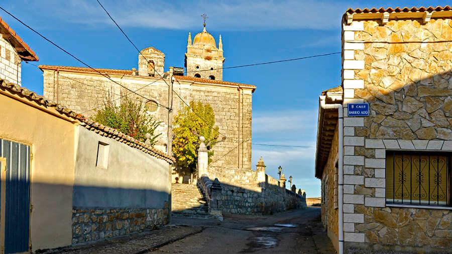 Itero del Castillo, Burgos (Etapa de Castrojeriz a Frómista) - Camino Francés :: Guía del Camino de Santiago