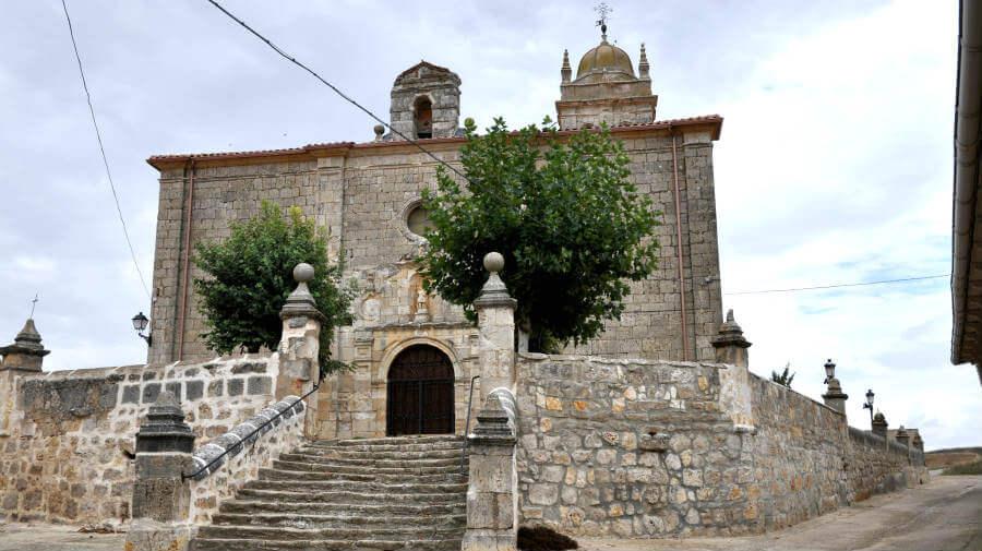 Itero del Castillo, Burgos - Camino Francés (Etapa de Castrojeriz a Frómista) :: Guía del Camino de Santiago