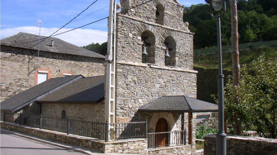La Portela de Valcarce, León - Camino Francés (Etapa de Villafranca del Bierzo a O Cebreiro) :: Guía del Camino de Santiago
