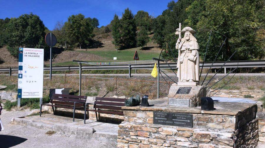 La Portela de Valcarce, León - Camino Francés (Etapa de Villafranca del Bierzo a O Cebreiro) :: Albergues del Camino de Santiago