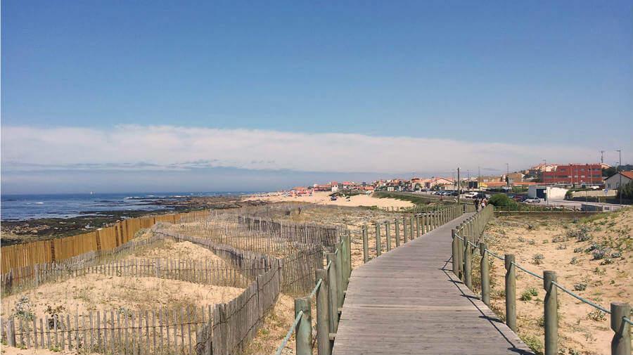 Labruge, Portugal, Camino de Santiago Portugués por la Costa :: Guía del Camino de Santiago