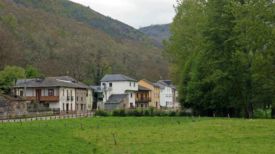 Las Herrerías, León - Camino Francés (Etapa de Villafranca del Bierzo a O Cebreiro) :: Albergues del Camino de Santiago