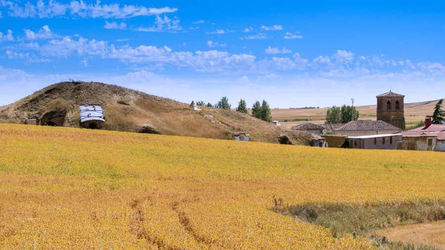 Moratinos, Palencia - Camino Francés (Etapa de Ledigos a Sahagún) :: Guía del Camino de Santiago