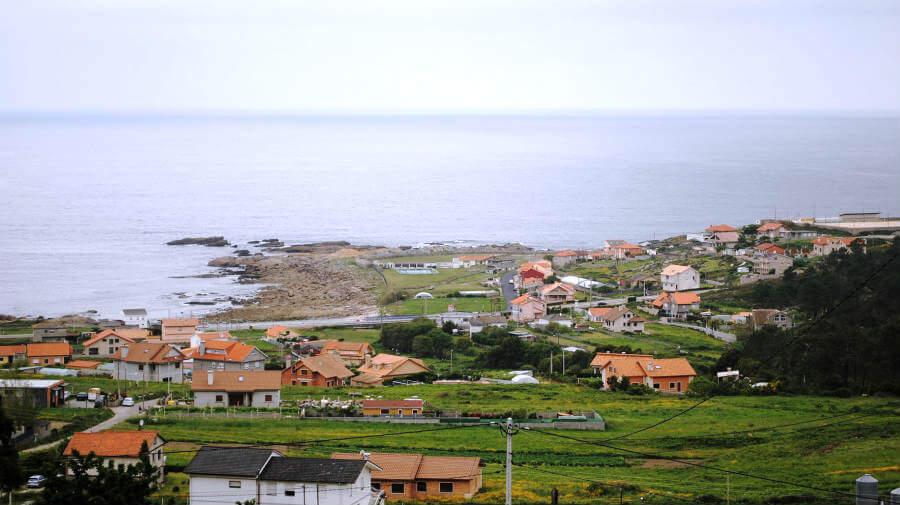 Mougás, Pontevedra, Camino de Santiago Portugués por la Costa :: Guía del Camino de Santiago