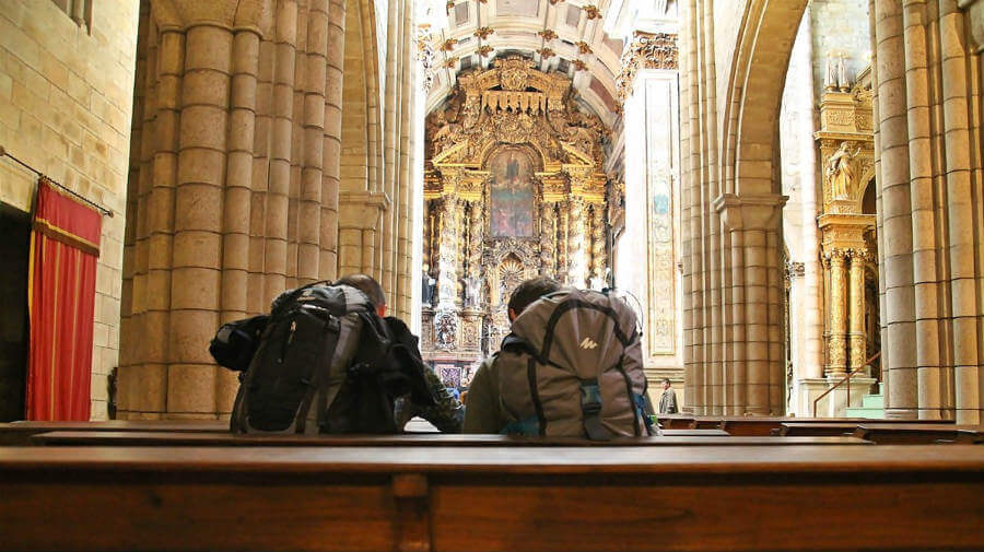 Catedral de la Sé, Oporto, Portugal, Camino de Santiago Portugués por la Costa :: Guía del Camino de Santiago