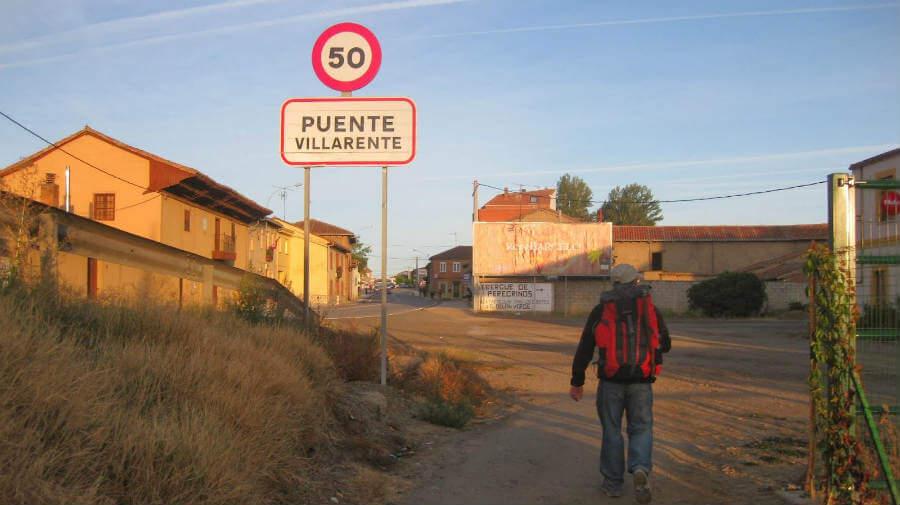 Puente Villarente, León - Camino Francés (Etapa de Mansilla de las Mulas a León) :: Albergues del Camino de Santiago