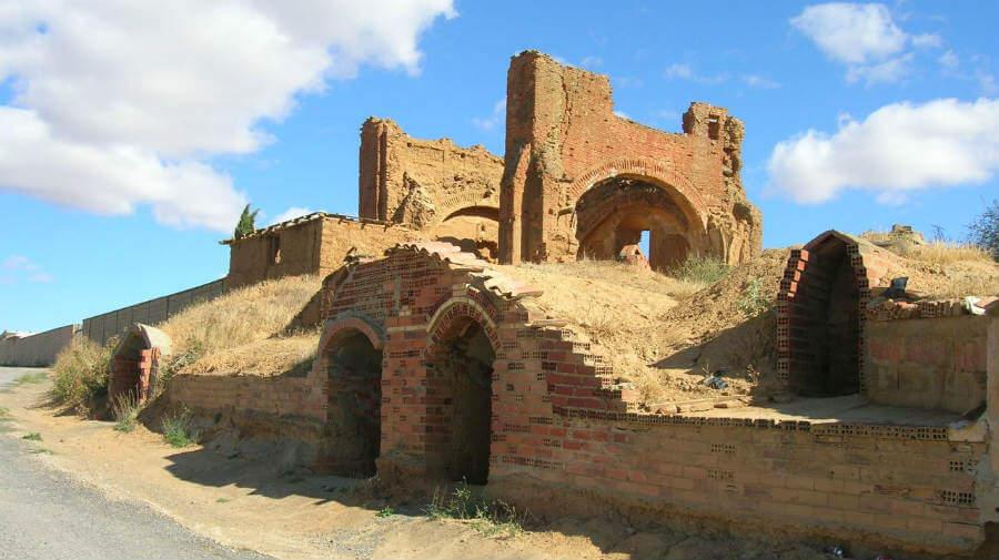 Reliegos, León - Camino Francés (Etapa de El Burgo Ranero a Mansilla de las Mulas) :: Guía del Camino de Santiago