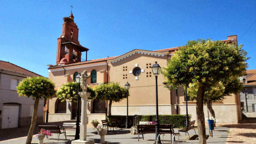 San Martín del Camino, León - Camino Francés (Etapa de Villadangos del Páramo a Astorga) :: Guía del Camino de Santiago