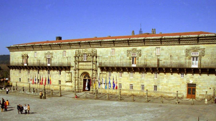 Hostal de los Reyes Católicos, Santiago de Compostela :: Guía del Camino de Santiago