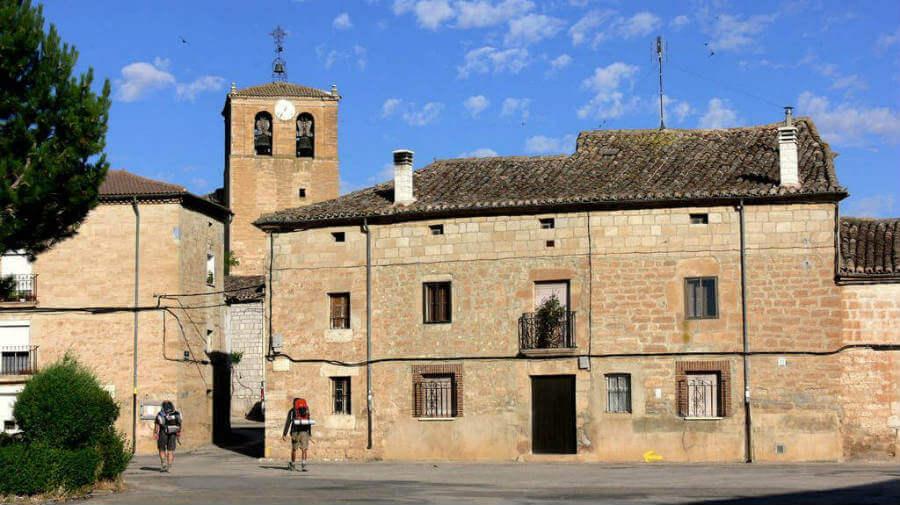 Tardajos, Burgos - Camino Francés (Etapa de Burgos a Hornillos del Camino) :: Albergues del Camino de Santiago