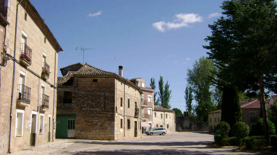Tardajos, Burgos - Camino Francés (Etapa de Burgos a Hornillos del Camino) :: Guía del Camino de Santiago