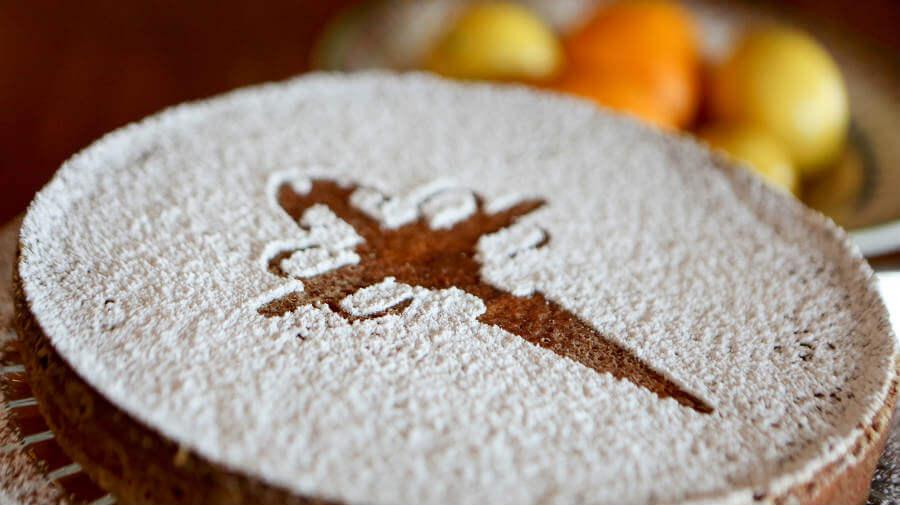 Tarta de Santiago :: Gastronomía del Camino de Santiago