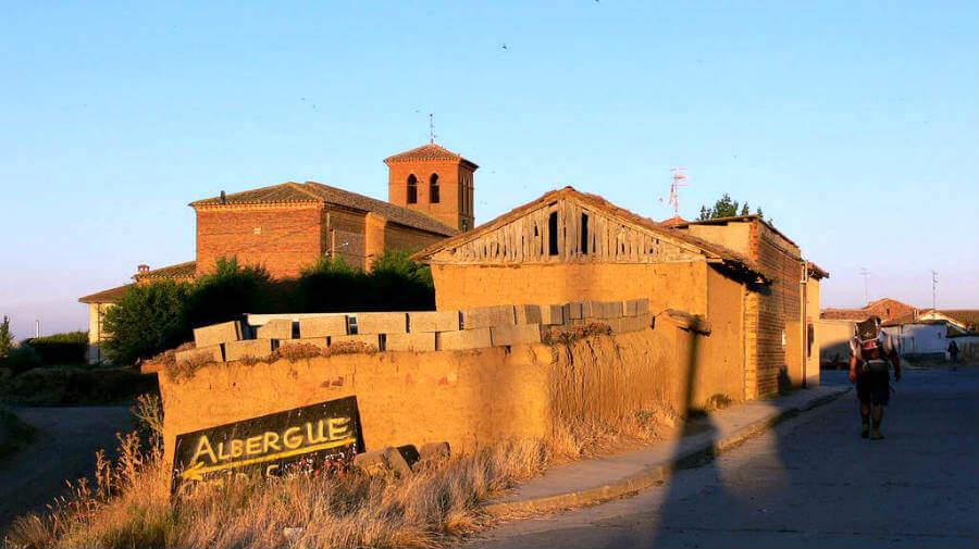 Terradillos de los Templarios, Palencia (Etapa de Ledigos a Sahagún) - Camino Francés :: Guía del Camino de Santiago
