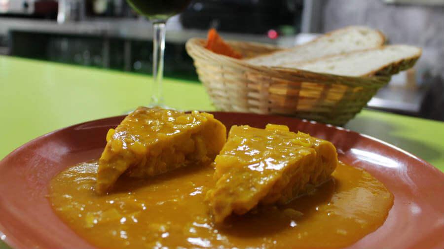 Tortilla guisada - Gastronomía en el Camino Francés :: Guía del Camino de Santiago
