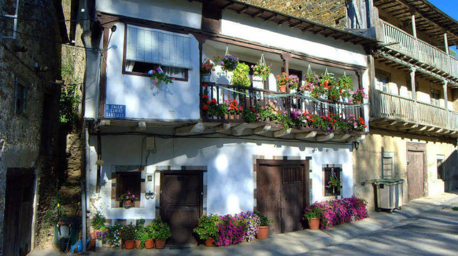 Trabadelo, León - Camino Francés (Etapa de Villafranca del Bierzo a O Cebreiro) :: Albergues del Camino de Santiago