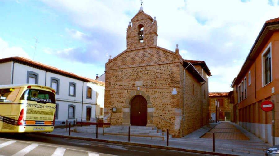 Trobajo del Camino, León - Camino Francés (Etapa de León a Villadangos del Páramo) :: Guía del Camino de Santiago