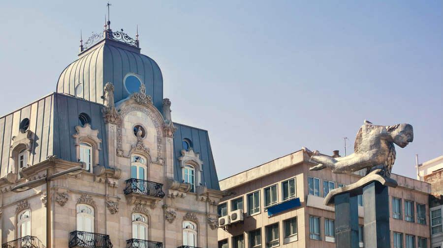 Vigo, Pontevedra, Camino de Santiago Portugués por la Costa :: Guía del Camino de Santiago
