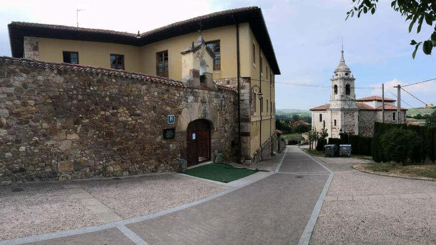 Villafranca Montes de Oca, Burgos - Camino Francés (Etapa de Belorado a San Juan de Ortega) :: Guía del Camino de Santiago