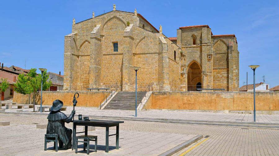 Villalcázar de Sirga, Palencia - Camino Francés (Etapa de Frómista a Carrión de los Condes) :: Guía del Camino de Santiago