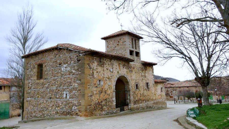 Iglesia de San Gil Abad, Villamayor del Río, Burgos - Camino Francés (Etapa de Santo Domingo de la Calzada a Belorado) :: Guía del Camino de Santiago