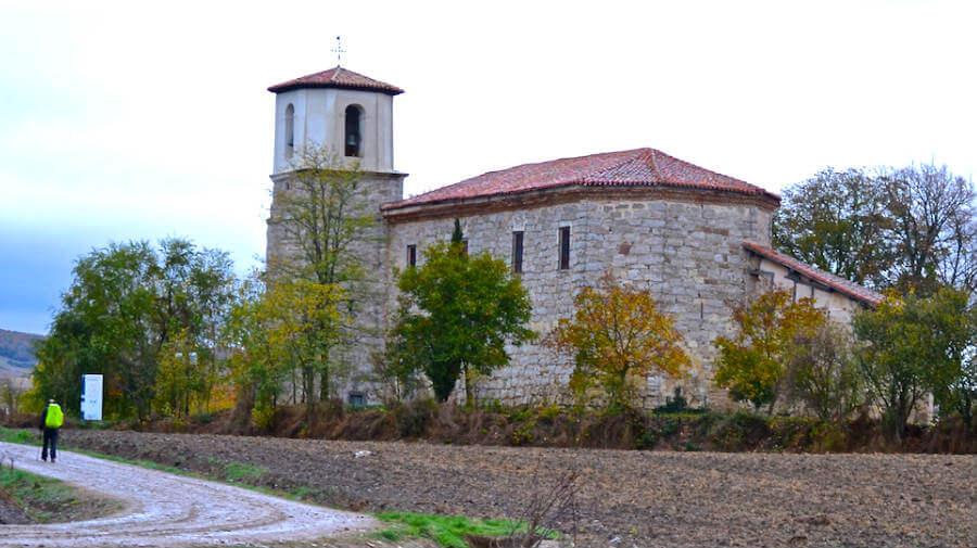 Vilambistia, Burgos - Camino Francés (Etapa de Belorado a San Juan de Ortega) :: Guía del Camino de Santiago