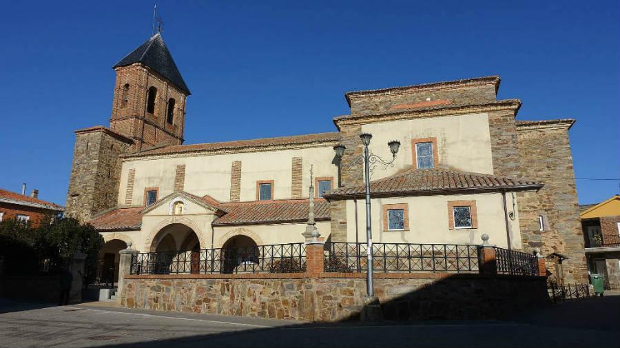 Villares de Órbigo, León - Camino Francés (Etapa de Villadangos del Páramo a Astorga) :: Guía del Camino de Santiago
