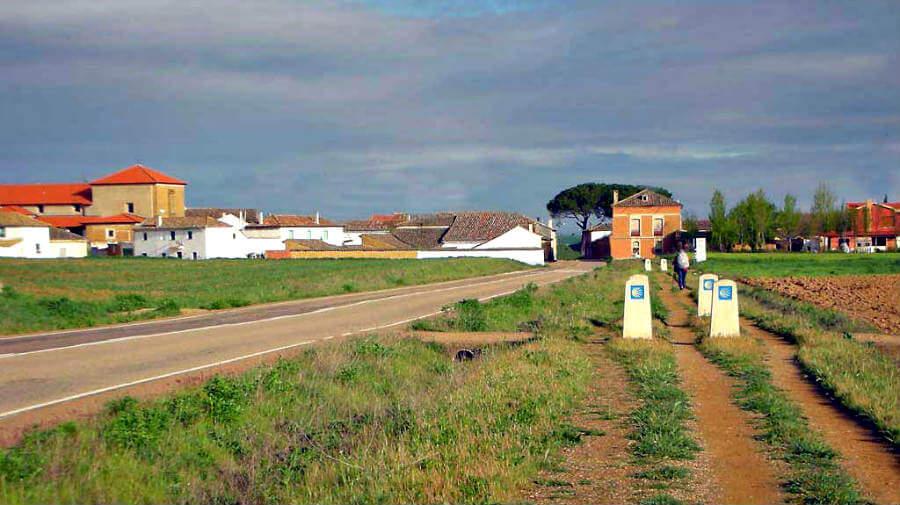 Villarmentero de Campos, Palencia - Camino Francés (Etapa de Frómista a Carrión de los Condes) :: Guía del Camino de Santiago