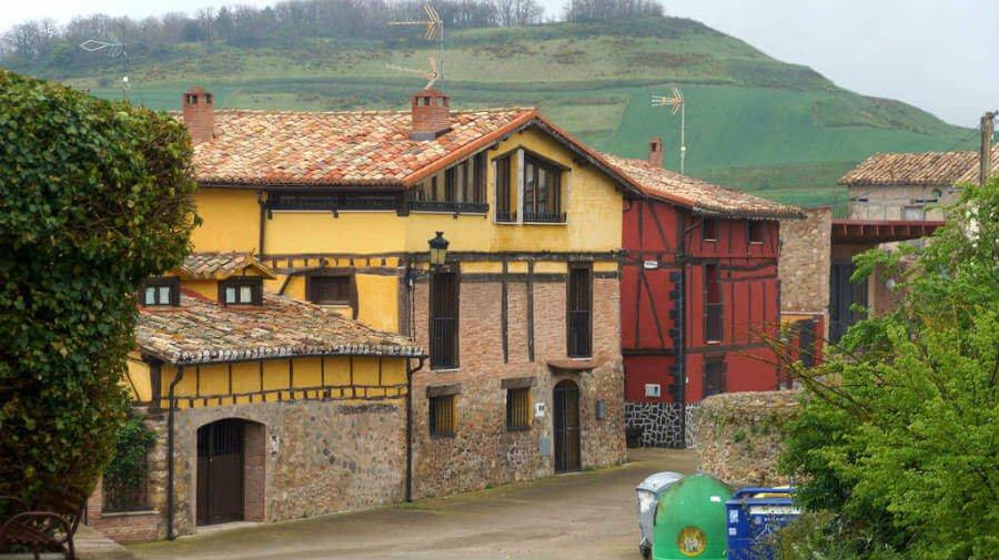 Viloria de Rioja, Burgos - Camino Francés (Etapa de Santo Domingo de la Calzada a Belorado) :: Guía del Camino de Santiago