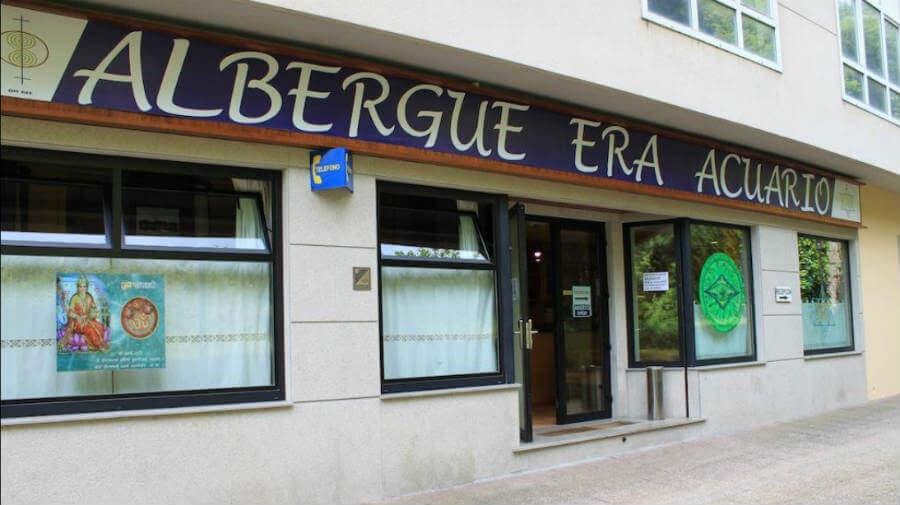Albergue Acuario, Santiago de Compostela, La Coruña :: Albergues del Camino de Santiago