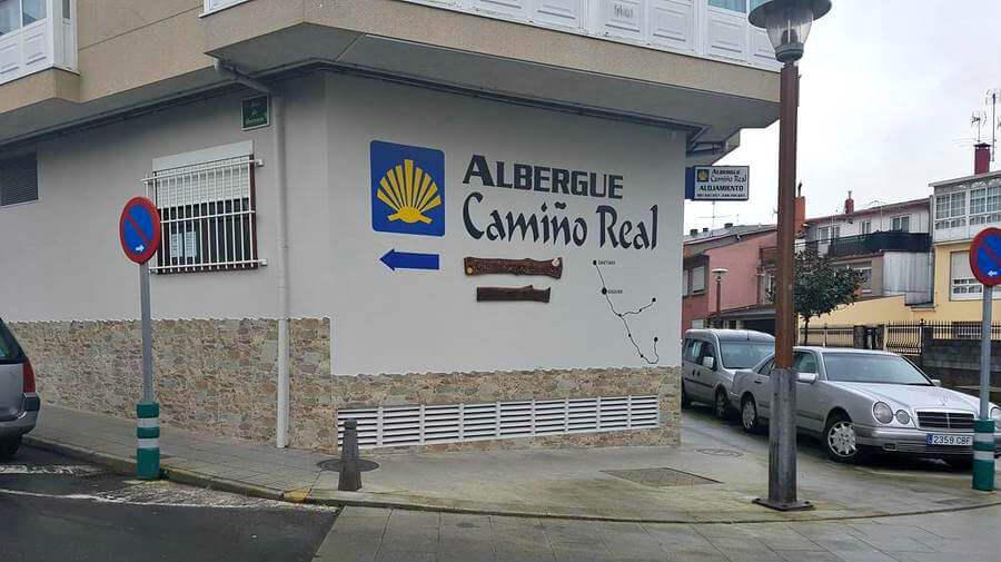Albergue Camiño Real, Sigüeiro - Camino Inglés :: Albergues del Camino de Santiago