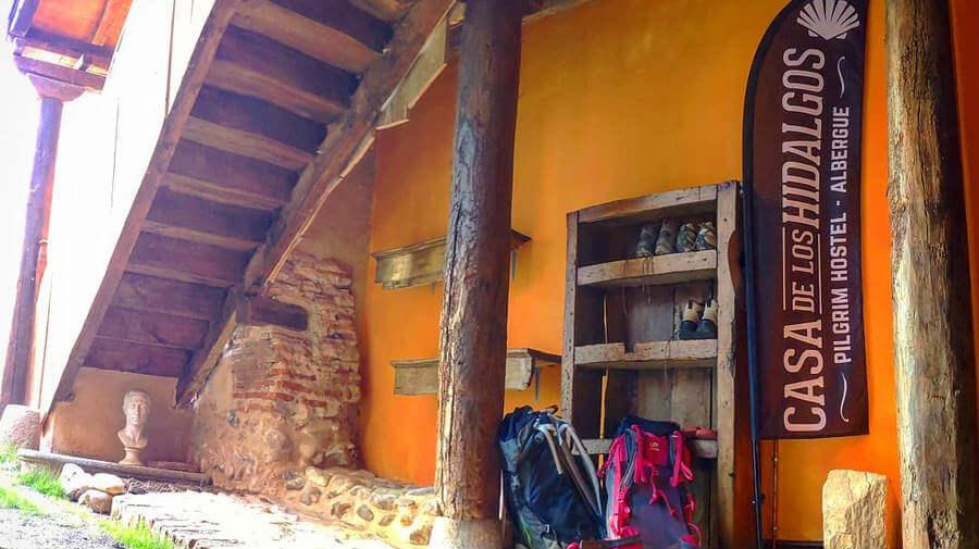 Albergue Casa de los Hidalgos, Hospital de Órbigo, León - Camino Francés :: Albergues del Camino de Santiago