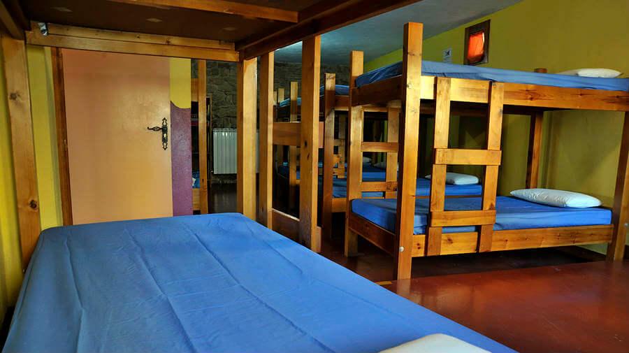 Albergue Cirauqui Casa Maralotx, Cirauqui, Navarra - Camino Francés :: Albergues del Camino de Santiago