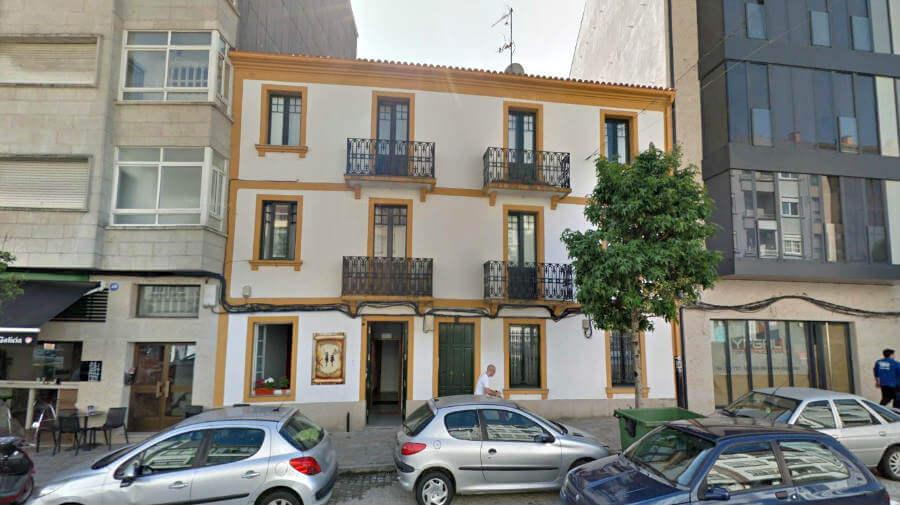 Albergue El Viejo Quijote, Santiago de Compostela, La Coruña :: Albergues del Camino de Santiago